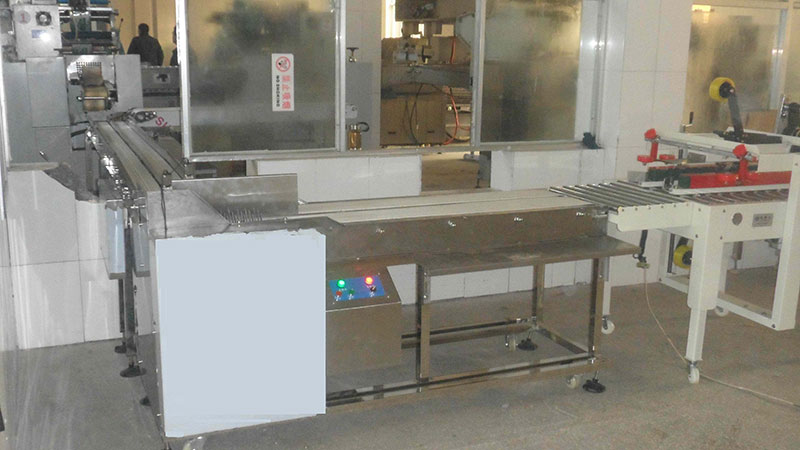 Semi-automatic ice cream cartoner,snowballmachinery.com