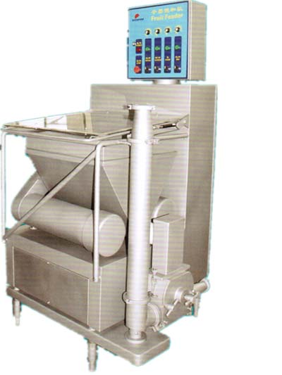 Fruit Feeder, snowballmachinery.com