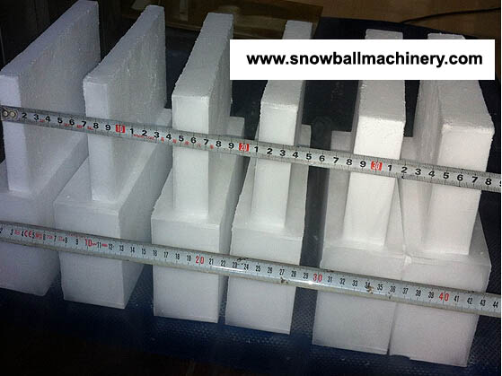 professional supplier of Block dry ice machine
