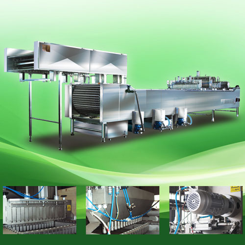Linear Stick Ice Cream Machine Introduction