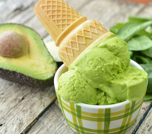 There Will be Less Saturated Fats in Ice Cream