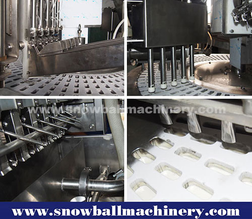 How Bar Products be Produced in Ice Cream Factory - Work Principle of Popsicle Equipment