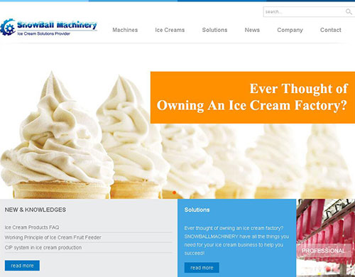 New Website New Products